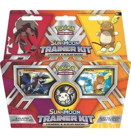 Pokemon Co. Int. Pokemon: Sun & Moon Trainer Kit
