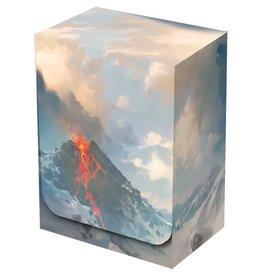 Legion Deck Box: Lands Mountain