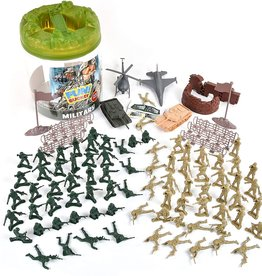 Fun! Bucket Military Battle Bucket