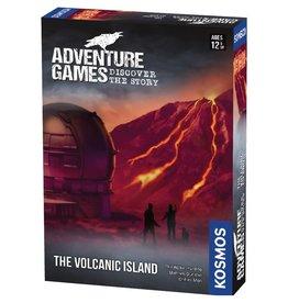 Thames & Kosmos Adventure Games: The Volcanic Island