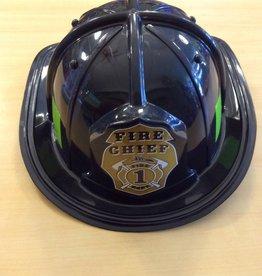 Aeromax Jr. Firefighter Helmet Black