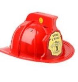 Aeromax Jr. Firefighter Helmet w/Siren & Light Youth Size