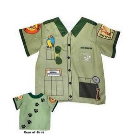 Aeromax My 1st Career Gear Zookeeper, ages 3-6