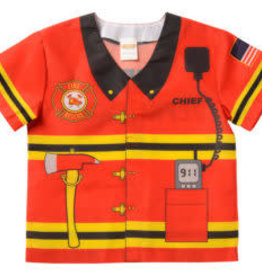 Aeromax My 1st Career Gear Firefighter, Ages 3-6