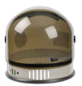Aeromax Youth Astronaut Helmet Silver