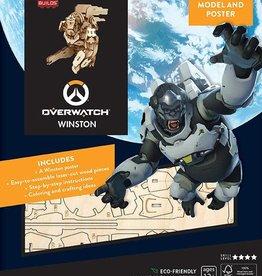 Incredibuilds Incredibuilds: Overwatch: Winston