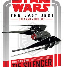 Incredibuilds Star Wars: The Last Jedi Activity Book and Model