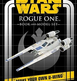Incredibuilds Star Wars: Rogue One Activity Book and Model