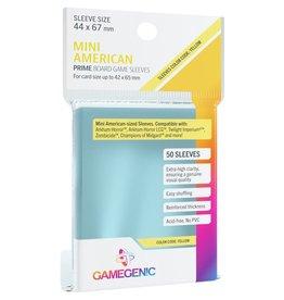 Gamegenic Prime Mini American-Sized Sleeves Yellow (50)