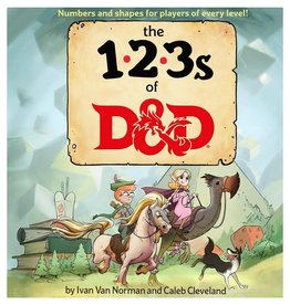 Penguin Random House 1.2.3s of D&D