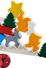 HABA Animal Upon Animal A Christmas Stacking Game