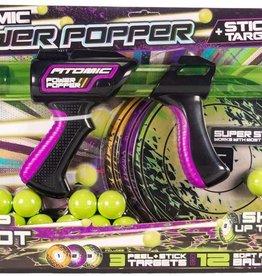 Hog Wild Atomic Power Popper + Sticky Targets