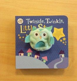 Cottage Door Press Twinkle Twinkle Little Star Chunky Finger Puppet Book