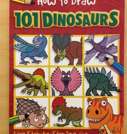 Imagine That How to Draw 101 Dinosaurs