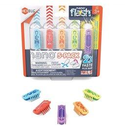Hexbug Nano Flash 5 pack
