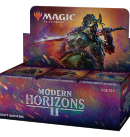 Wizards of the Coast Magic the Gathering: Modern Horizons 2 Draft Booster Box