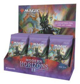 Wizards of the Coast Magic the Gathering: Modern Horizons 2 Set Booster Box