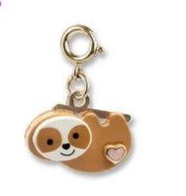 Charm It Gold Sloth Charm