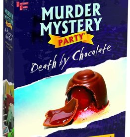 University Games Murder Mystery Party : Death by Chocolate