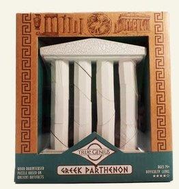 True Genius Greek Parthenon