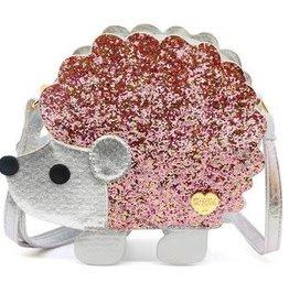 Charm It Hedgehog Glitter Charm It Purse