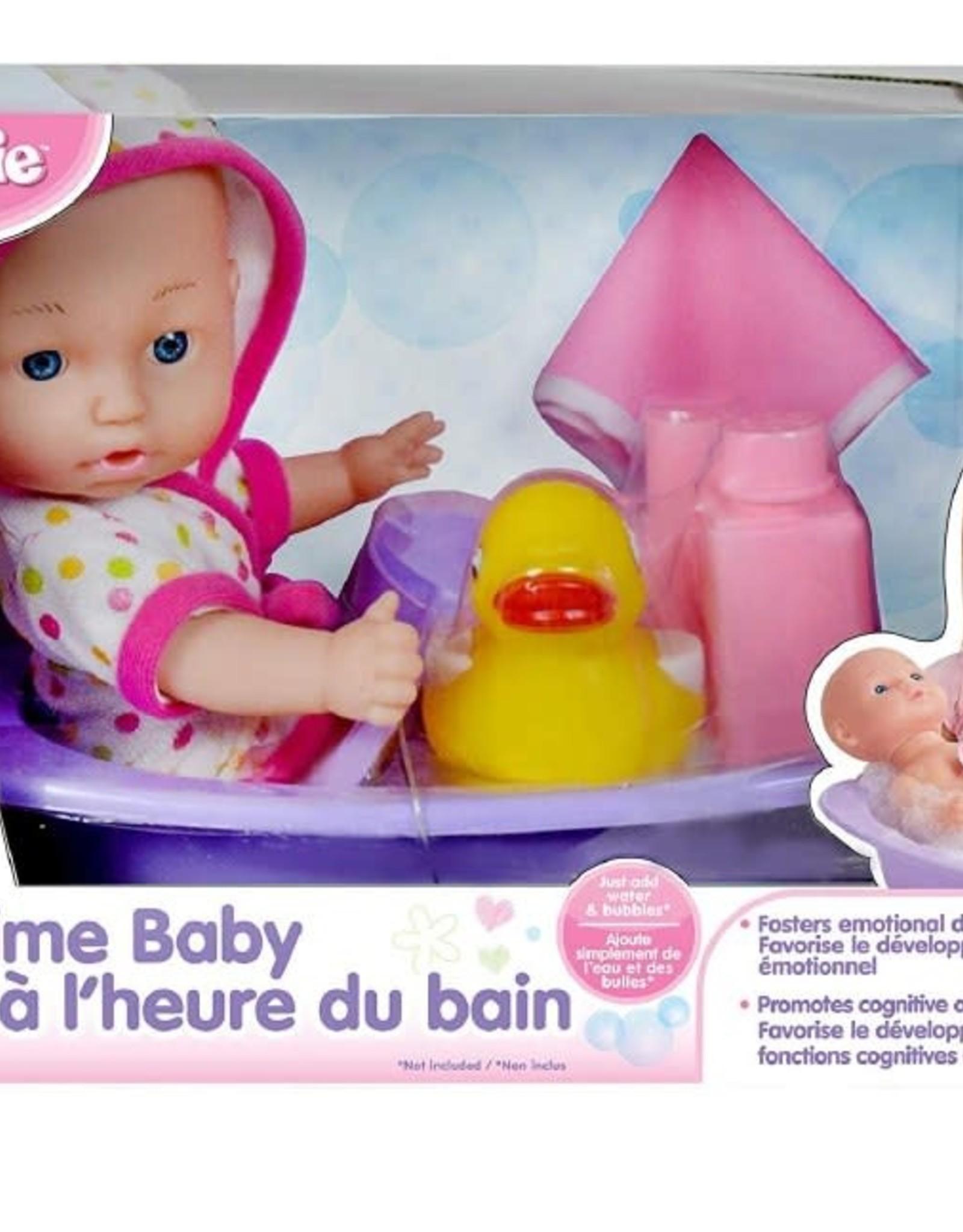 Bathtime Baby