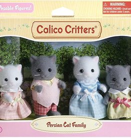 Calico Critters: Persian Cat Family
