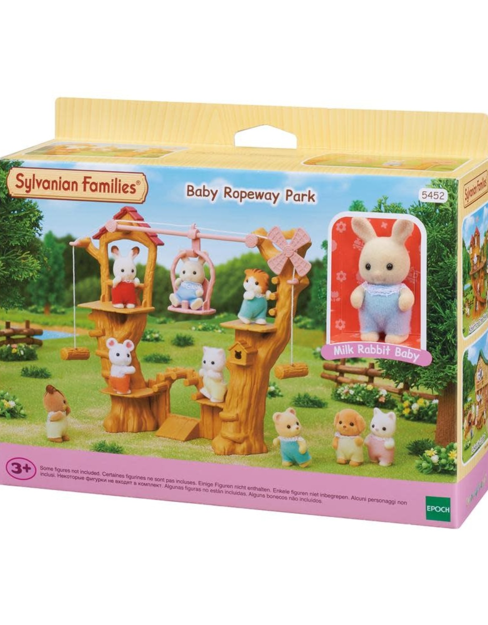 Calico Critters: Baby Ropeway Park