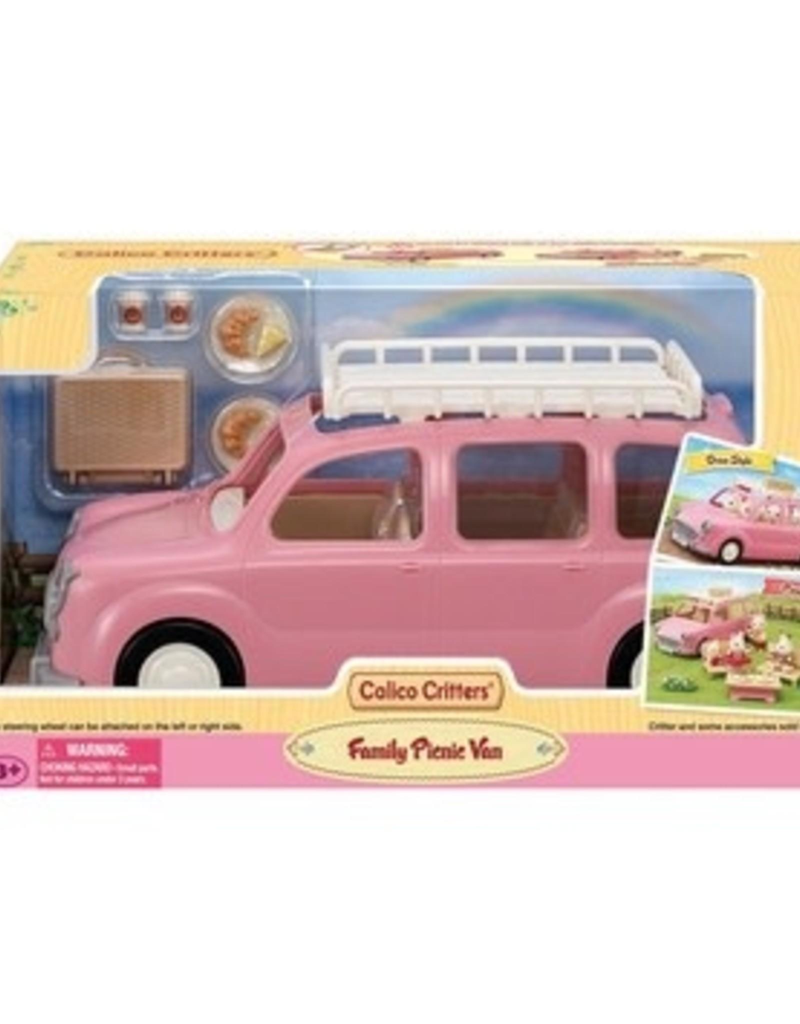 Calico Critters: Family Picnic Van