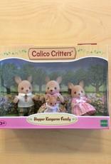 Calico Critters: Hopper Kangaroo Family