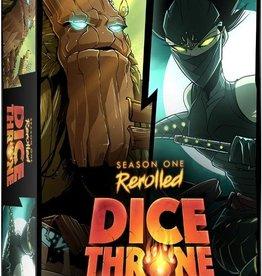 Roxley Dice Throne: Season 1 Re-Rolled Treant VS Ninja