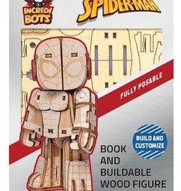 Incredibuilds Incredibots: Spiderman