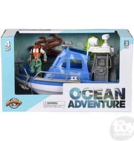 Adventure Planet Aquatic Rescue Vehicle