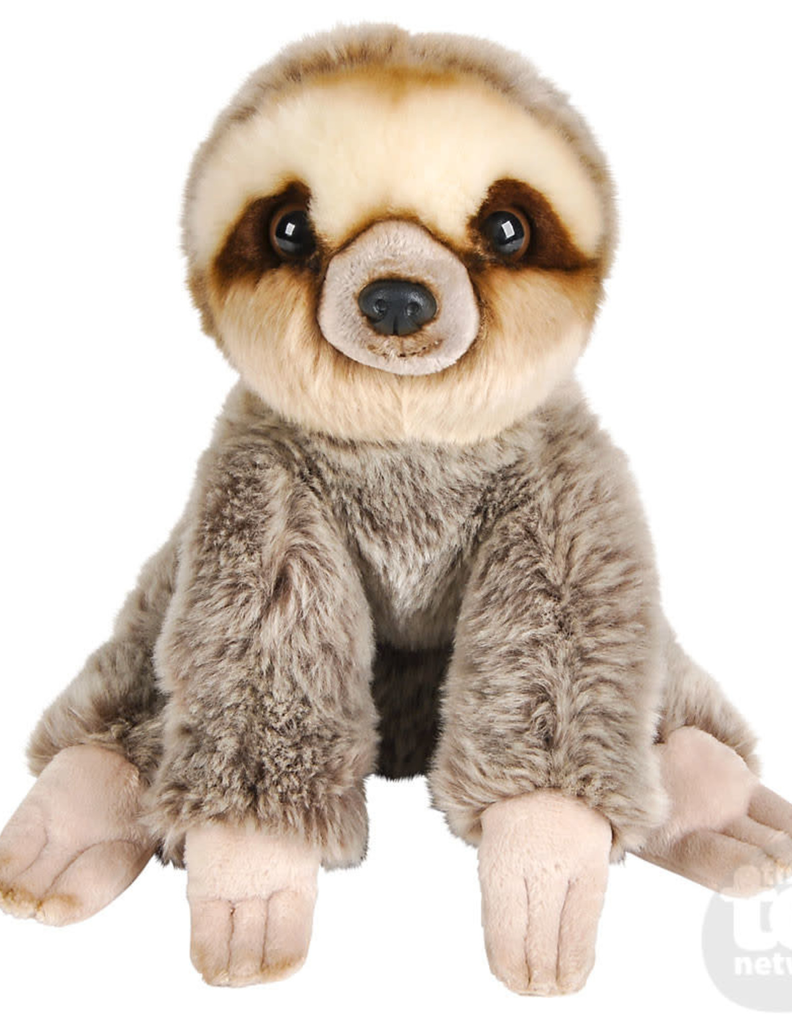 """The Toy Network 12"""" Heirloom Floppy Sloth"""
