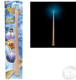 """The Toy Network 14"""" Light up Wizard Wand with Sound"""