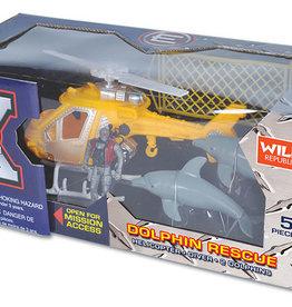 Wild Republic E-Team X Dolphin