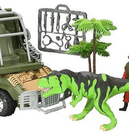 Wild Republic E-Team X T-Rex