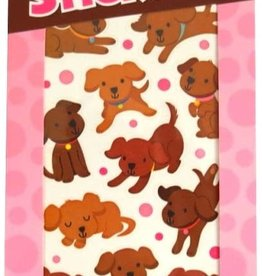 Peaceable Kingdom Chocolate Labs Scratch and Sniff Stickers