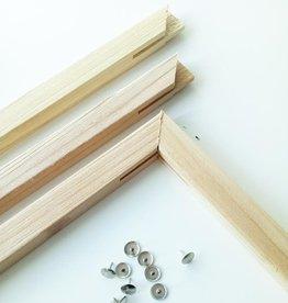 Winnie's Picks Set of 4 Wooden Stretchers 15x20in