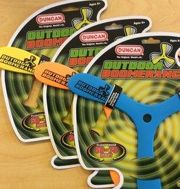 Duncan Outdoor Boomerang - assorted colors