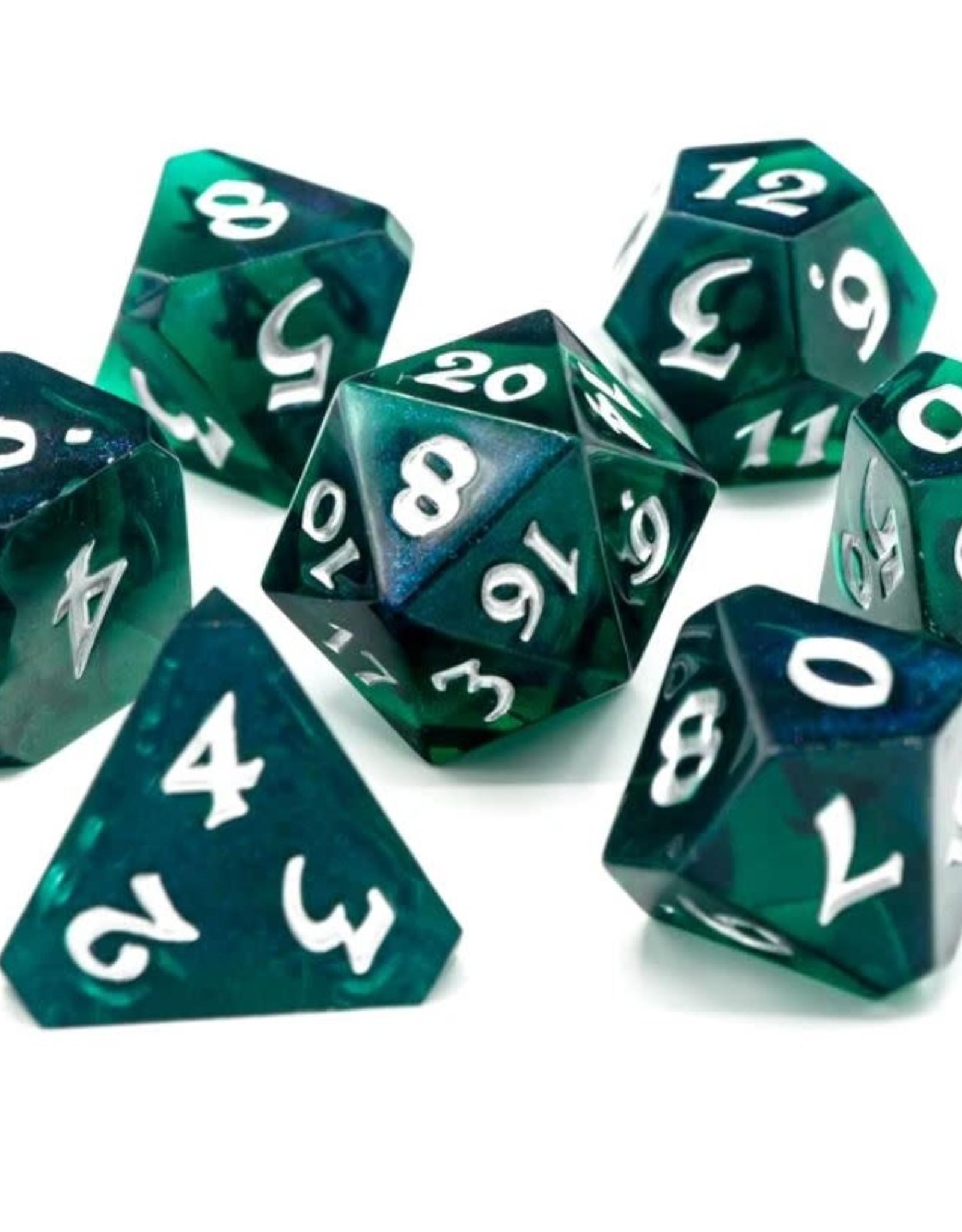 Die Hard Avalore Enchanted Unity Poly 7 Dice Set