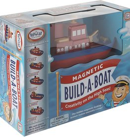 Popular Playthings Magnetic Build-A-Boat