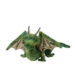 Douglas Toys Neo Green Dragon