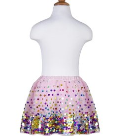 Great Pretenders Party Fun Sequin Skirt, Size 4-6