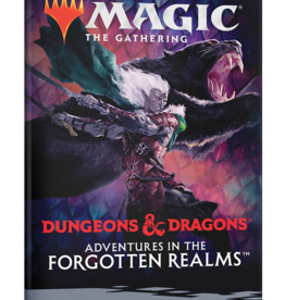 Wizards of the Coast Magic the Gathering: Adventures in the Forgotten Realms: Draft Booster