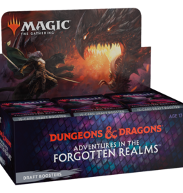 Wizards of the Coast Magic the Gathering: Adventures in the Forgotten Realms: Draft Booster Box