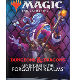 Wizards of the Coast Magic the Gathering: Adventures in the Forgotten Realms: Set Booster