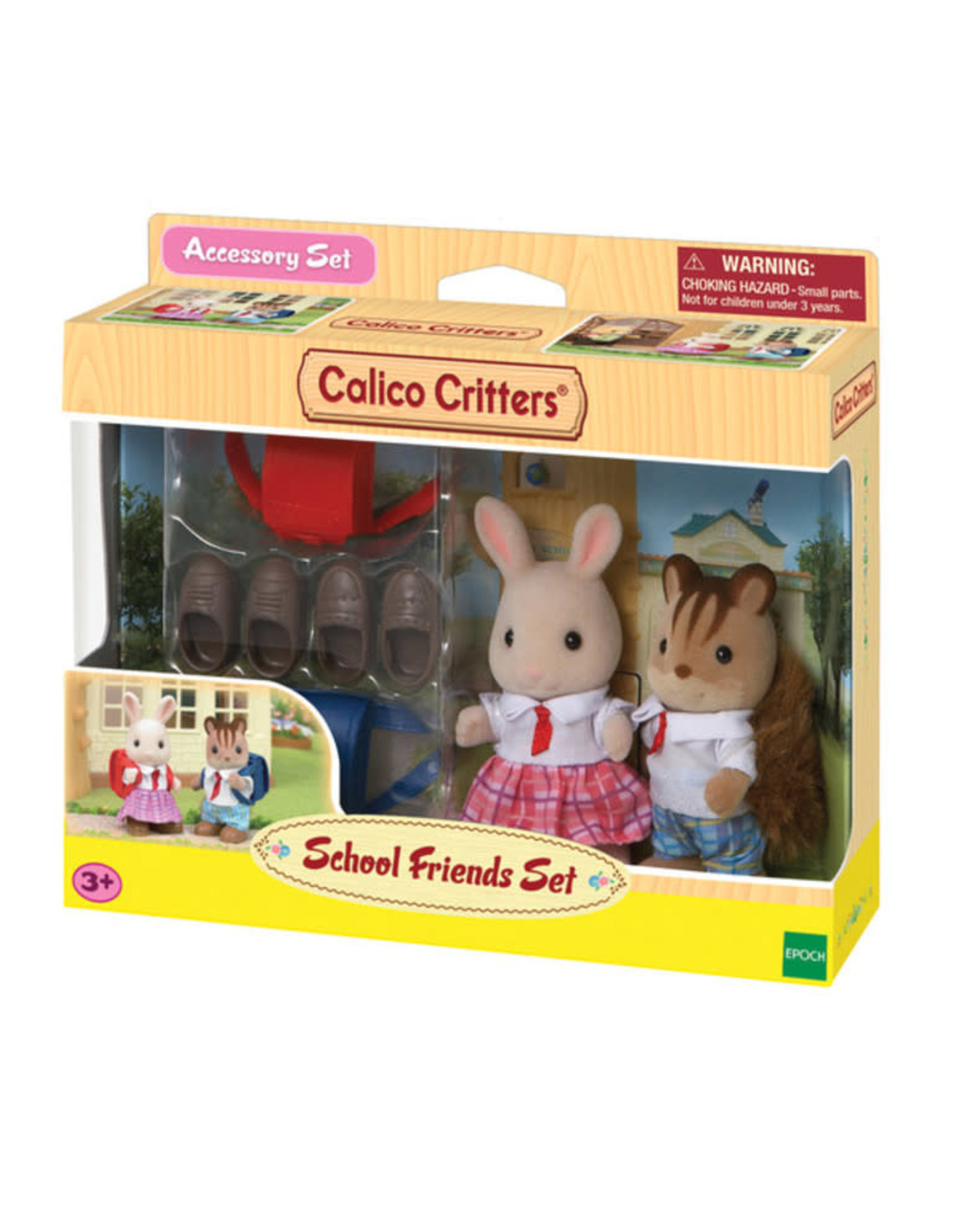 Calico Critters: School Friends Set