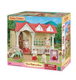 Calico Critters: Sweet Raspberry Home
