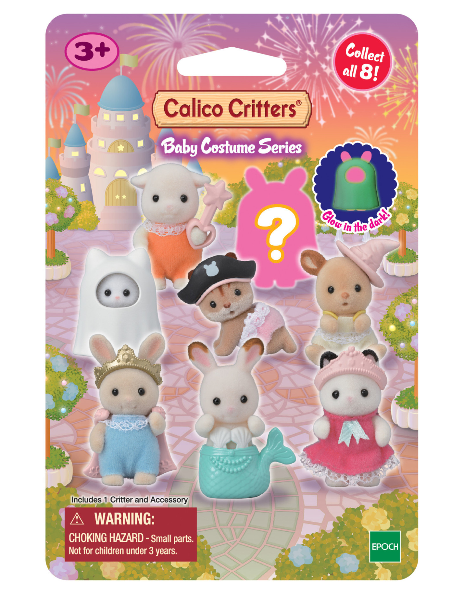 Calico Critters: Baby Collectibles - Baby Costume Series